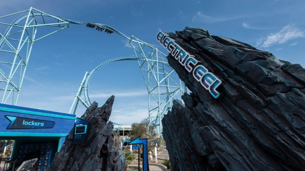 SeaWorld San Diego will reopen with rides and coasters next week after year without thrills
