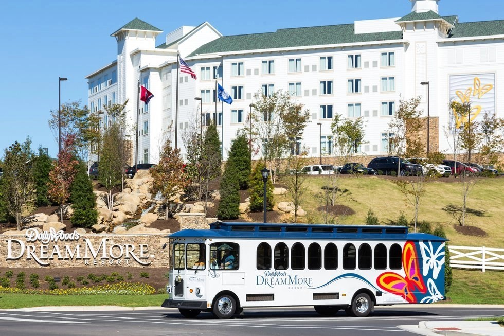 Dollywood's DreamMore Resort and Spa earns runner-up in USA Today Awards