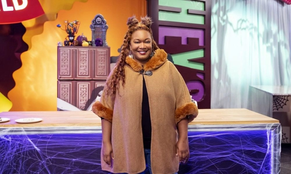 Hershey's After Dark On Food Network With Sunny Anderson – BSCkids