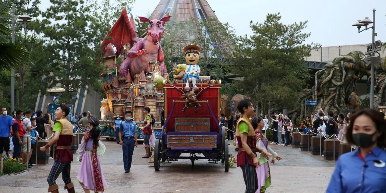 Universal's New Beijing Theme Park Will Ride on U.S.-China Ties