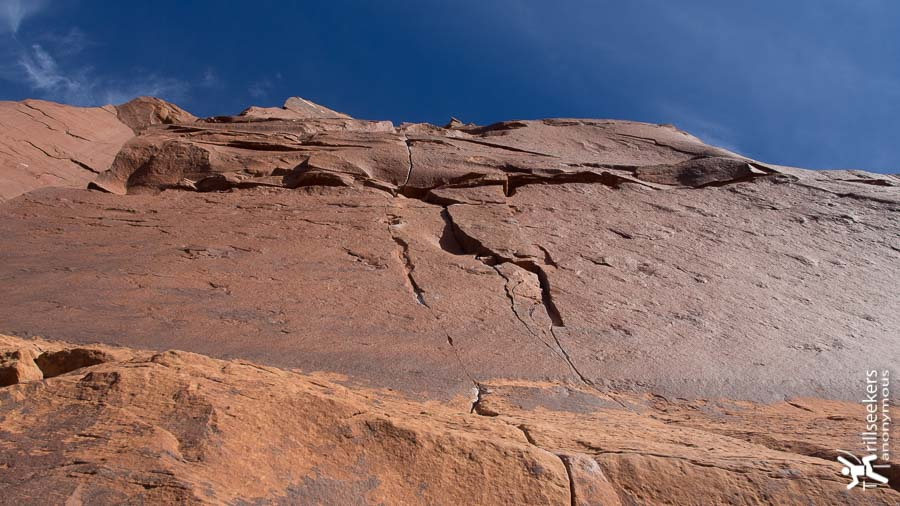 P2 of Fine Jade on the Rectory. [Castle Valley, UT]