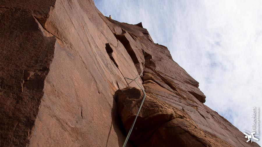 P3 of Fine Jade on the Rectory. [Castle Valley, UT]