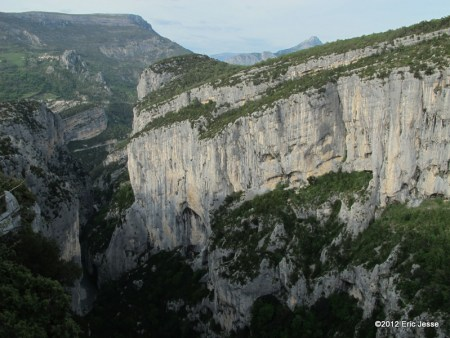 The Gorge du Verdon, France