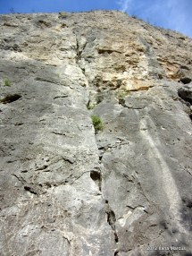 Snot Girlz (5.10c, 7 pitches) Route Profile - El Potrero Chico
