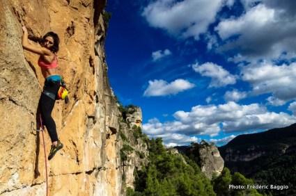 Poll remulant (6b), Sector Crag can Toni gros - Siurana, España