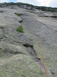 Pitch 12 of Siebenschläfer - Grimsel, Switzerland