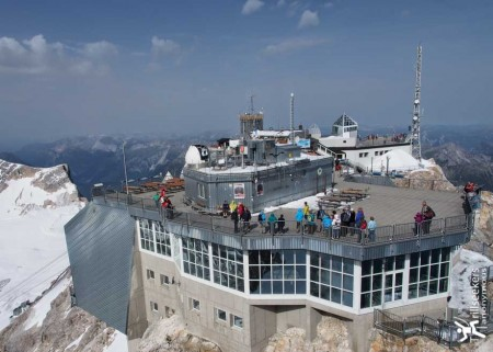 Zugspitz Summit