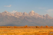 The Grand Teton Range - Thrillseekers Anonymous
