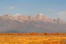 The Grand Teton Range - Thrillseekers Anonymous