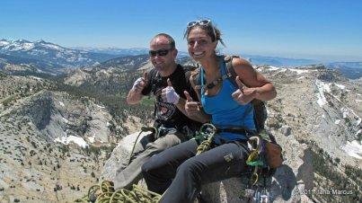 Happy Climbing Partners!
