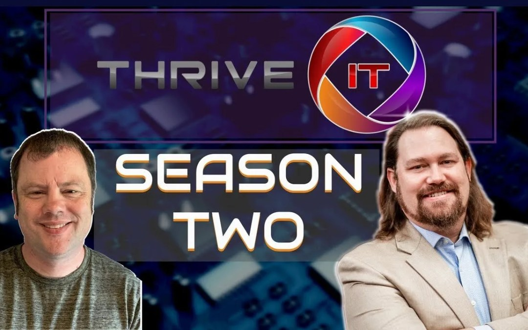 THRIVEcast Season Two Opening Celebration & Happy Hour