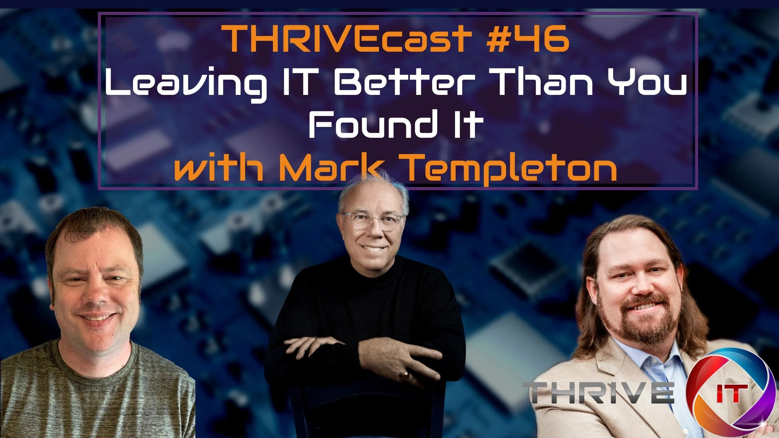 THRIVEcast 46 Banner Image
