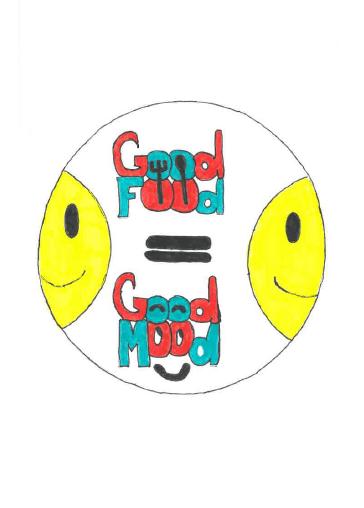 Good food = good mood