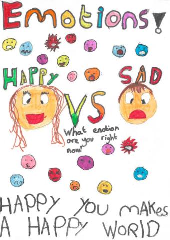 Happy you makes a happy world