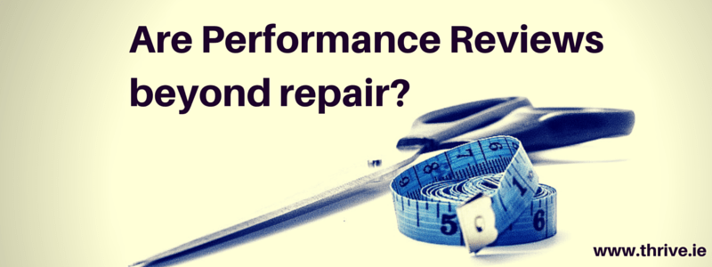 Performance Reviews: One size fits none | Thrive
