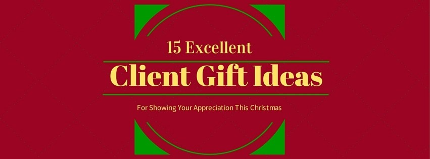 Christmas holiday client gift ideas