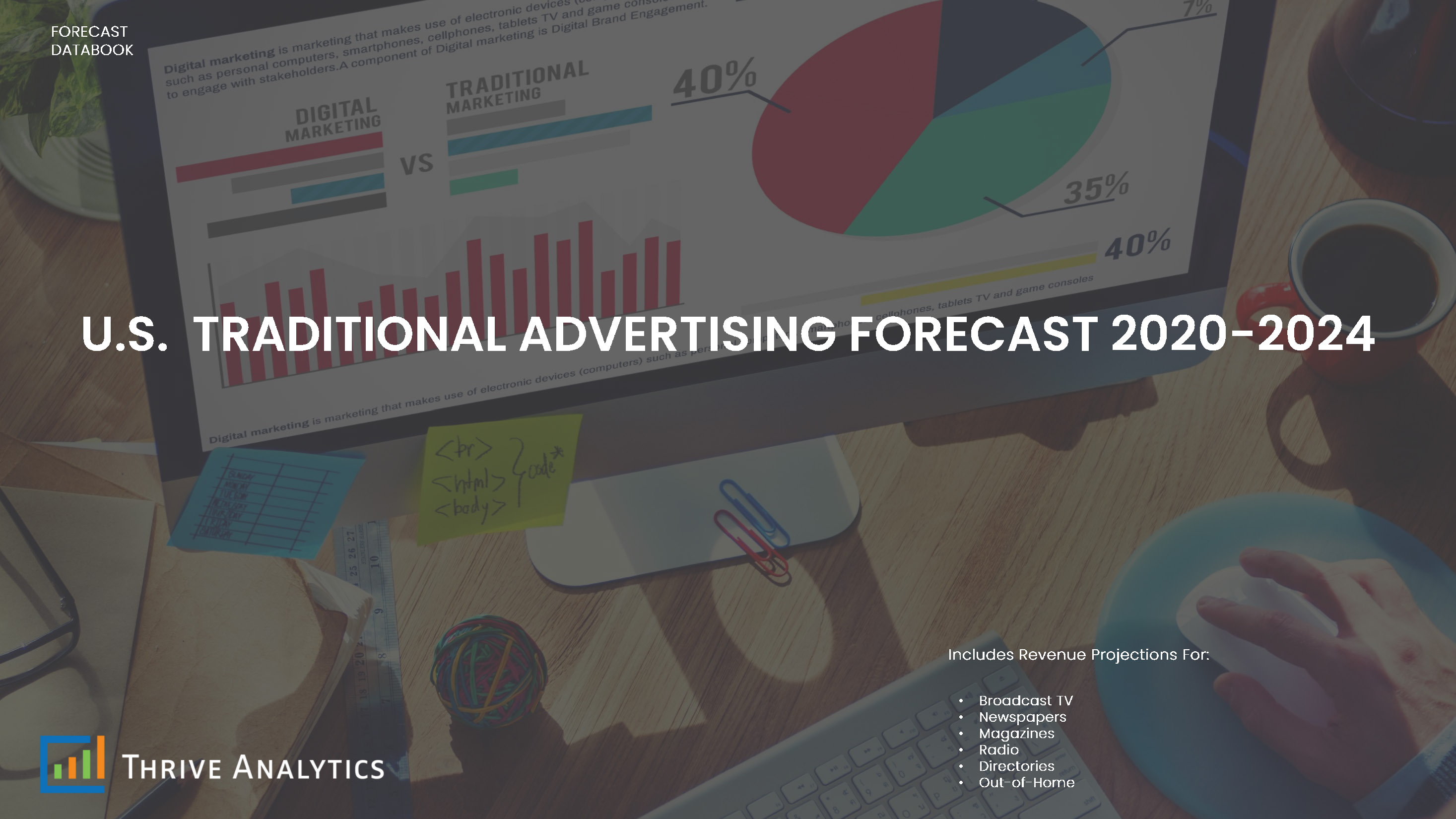 U.S. Traditional Advertising Forecast 2020-2024