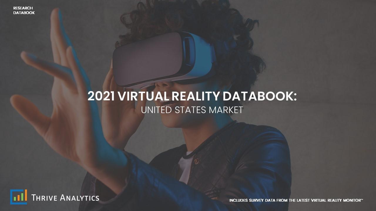 Virtual Reality Databook 2021