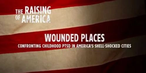 wounded places