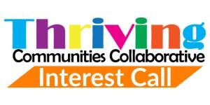 TCC Interest Call Event Banner