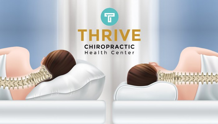 How your Mattress & Pillow Can Affect the Spine