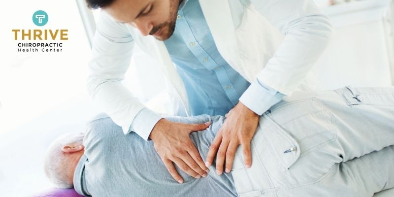Cure Muscle Imbalance With Chiropractic Treatment