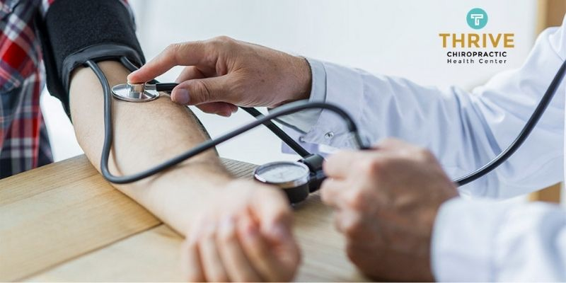 Chiropractic Treatment Helps In Regulating The Blood Pressure Of The Body
