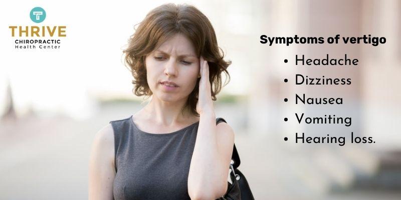 Vertigo symptoms