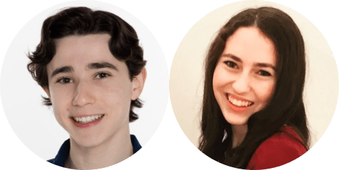 Jacob and Alana Blumenstein KidsRead2Kids