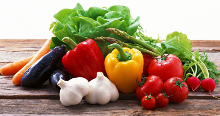 Vegetables one of the keys to healthy weight loss