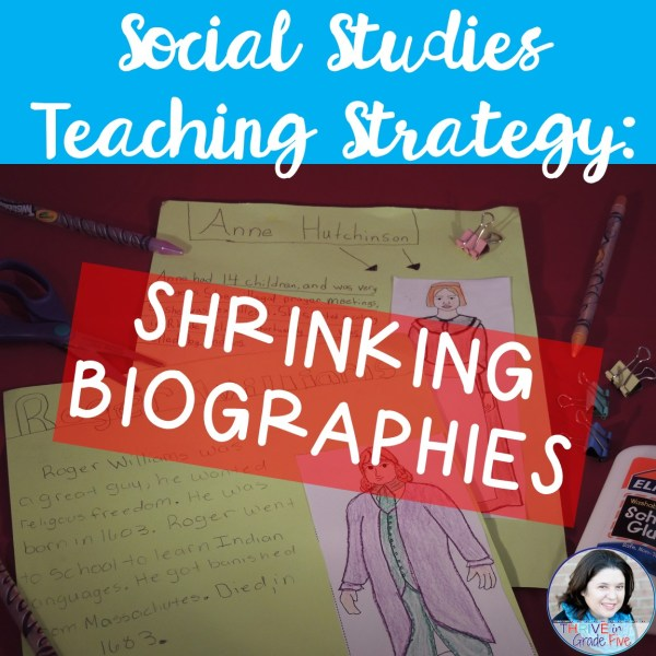 Social Studies Teaching Strategies