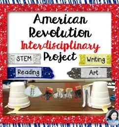 Engaging American Revolution Interdisciplinary Project: STEM [ 1152 x 1152 Pixel ]