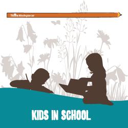 Kids in School Program Madagascar