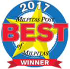 Best of Milpitas 2017