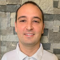Dr. Darian Saber headshot.