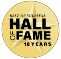 Best of Milpitas Hall of Fame 10 Years