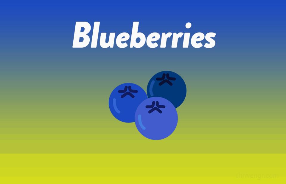 blueberries benefits thrive nigeria