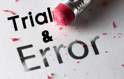 Image result for LIFE IS A TRIAL AND ERROR