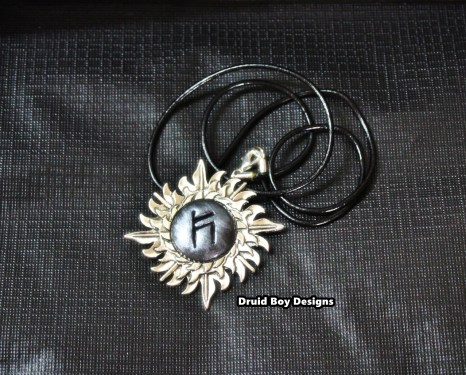 bind rune necklace