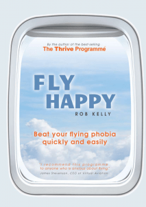 thrive fly happy book