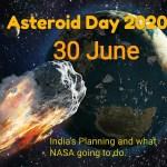 World Asteroid day 30 jun