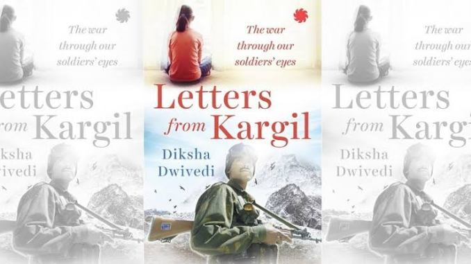 Book related to kargil