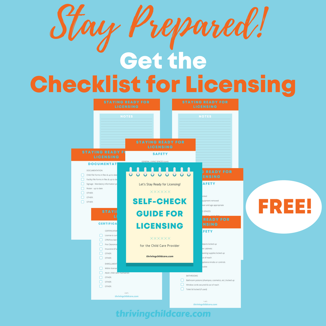 Stay Prepared Get The Checklist For Licensing 3