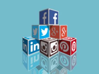 cross-link social media posts
