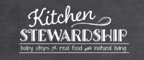 Kitchen Stewardship header for newsletter