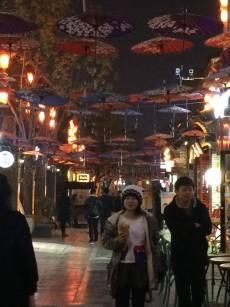Parasols, Jinan