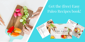 20 Easy Paleo Recipes - free cookbook