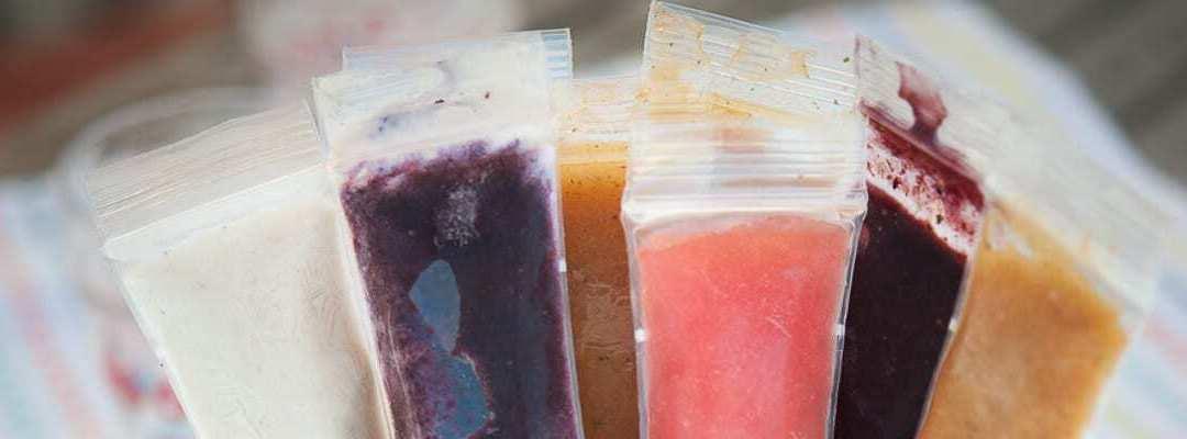 Portable Paleo Popsicles