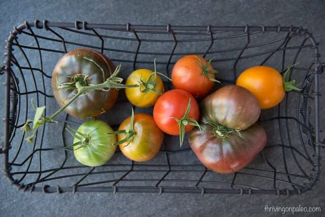 Tomato Jam - a fun alternative to ketchup recipe that is Paleo and gluten-free