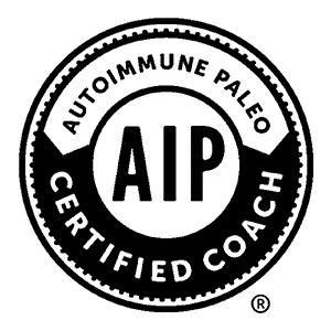 Autoimmune Paleo AIP Certified Coach